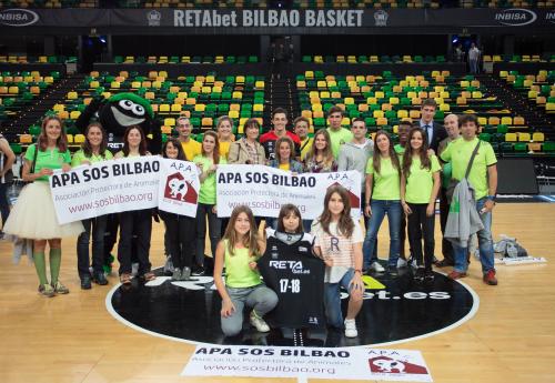 Bilbao Basket APA SOS BILBAO
